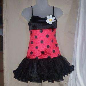 Dresses & Skirts - Ladybug Costume Juniors 3/5